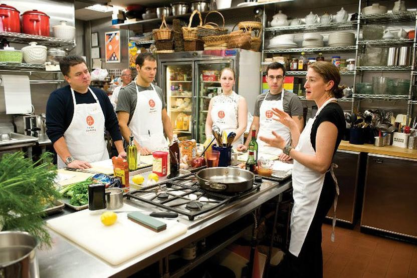introduction to cooking Teaches the necessities required to thrive in the culinary industry help train students' senses, guiding them through the vast sea of subtle tastes and flavors, from herbs and condiments to vegetables and meats.