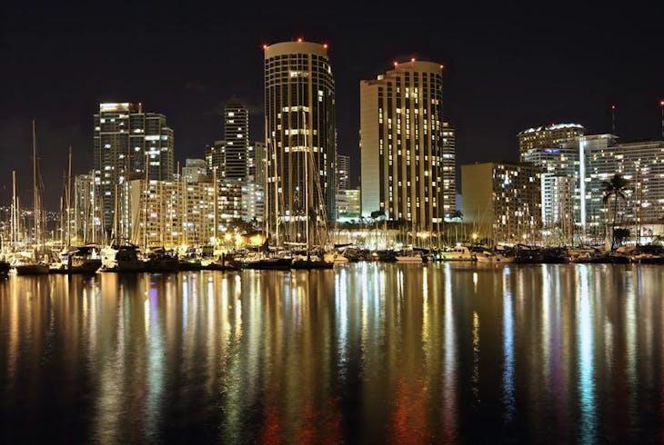Honolulu Evening
