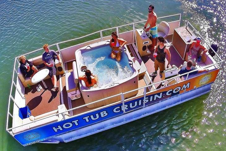 Hot Tub Crusin