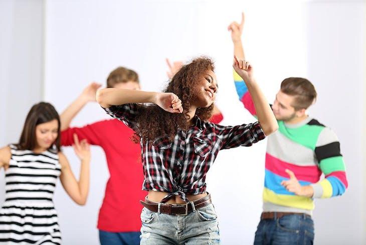 House Dancing