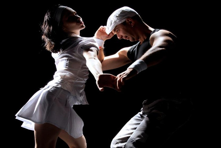 Hustle Dance