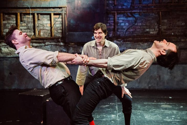 Improvised Shakespeare Comedy Show