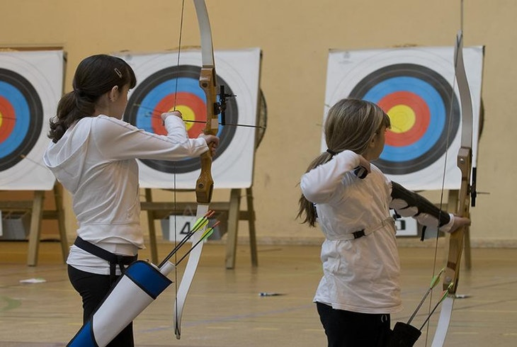 Indoor Archery