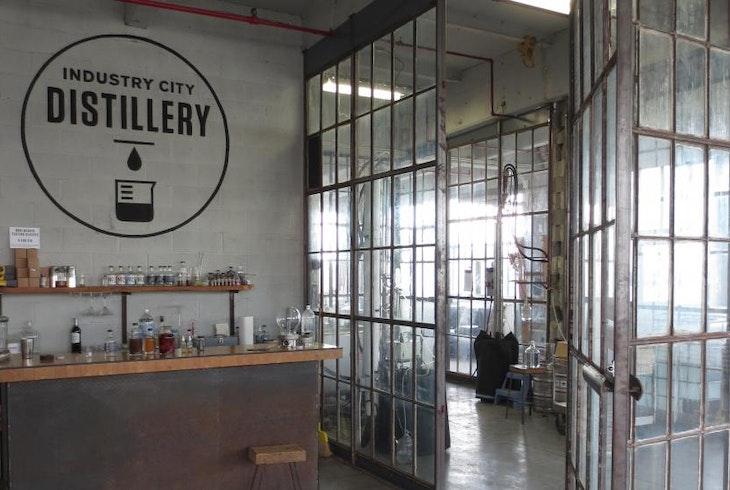 Industry City Distillery