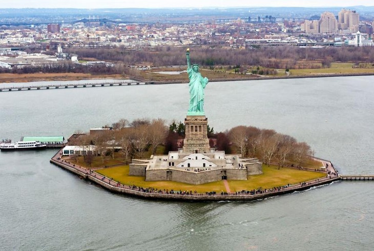 Inside Out Tours Statue Of Liberty And Ellis Island