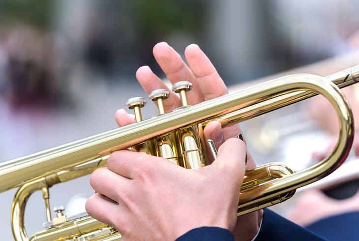 Jazz Players Daytime