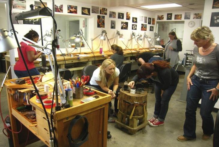 Jewelry Creations Workshop