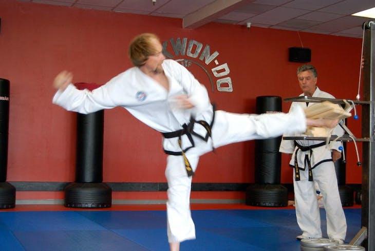 Jues Taekwondo