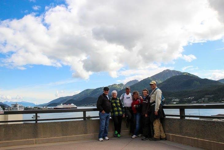 Juneau Walking Excursion