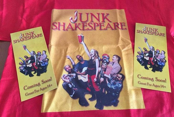 Junk Shakespeare