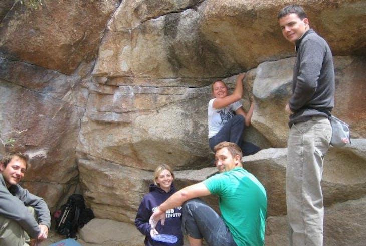 Kaf Adventures Outdoor Climbing