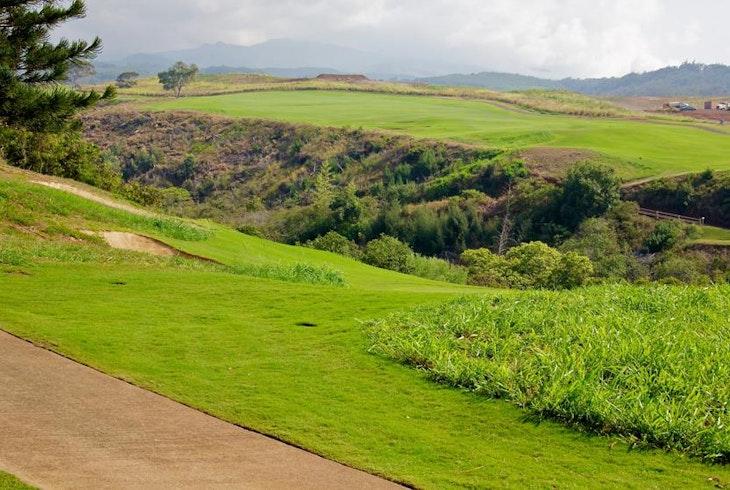 Kapalua Golf Course