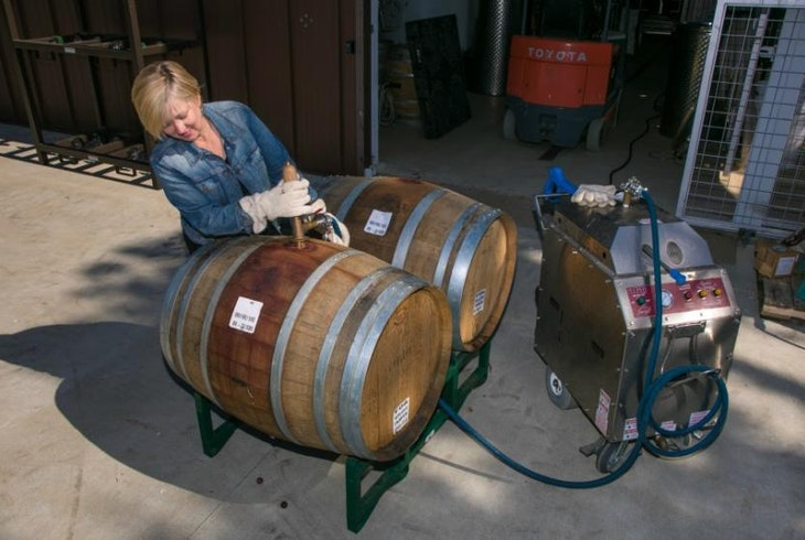Kathleen Inman Family Wines