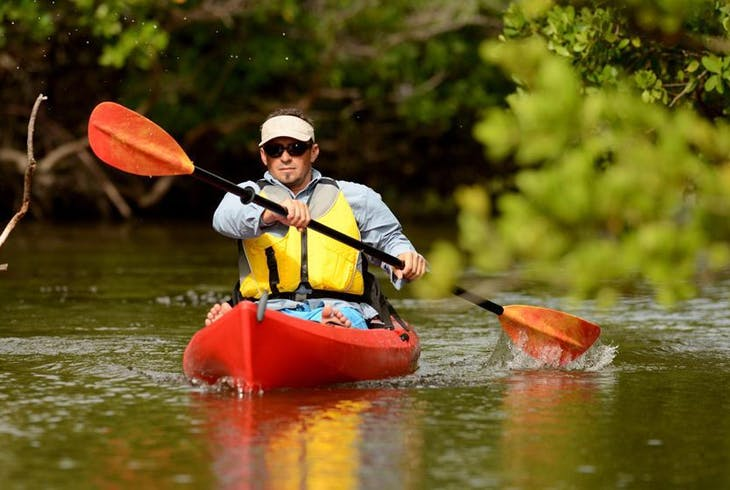 Kayak Delta Safaris
