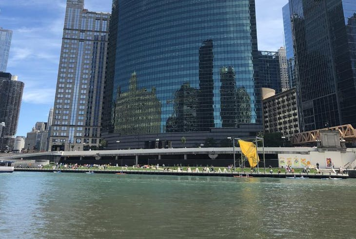 Kayaking Chicago