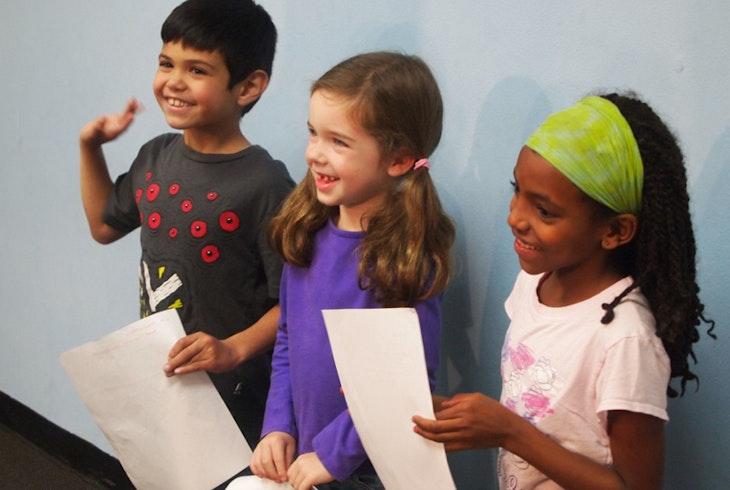 Kids Acting