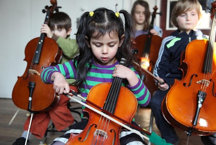 Kids Cello