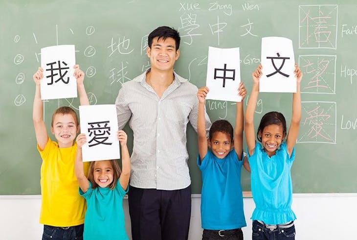 Kids Chinese Language
