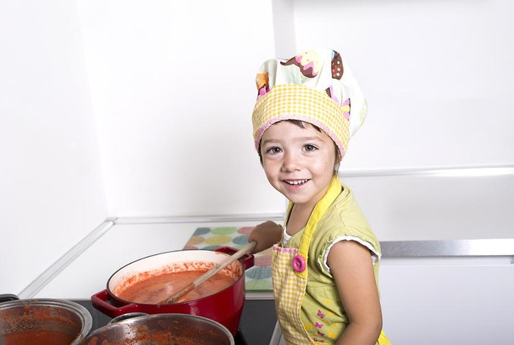 Kids Cooking