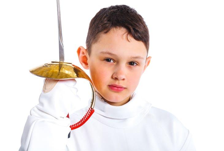 Kids Fencing