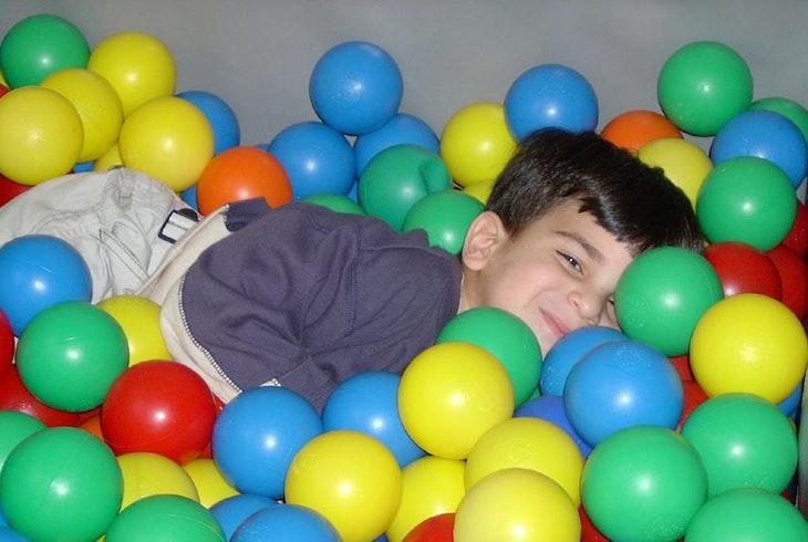 Kids Indoor Play