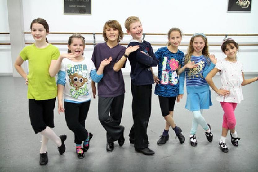 Image result for kids tap dancing
