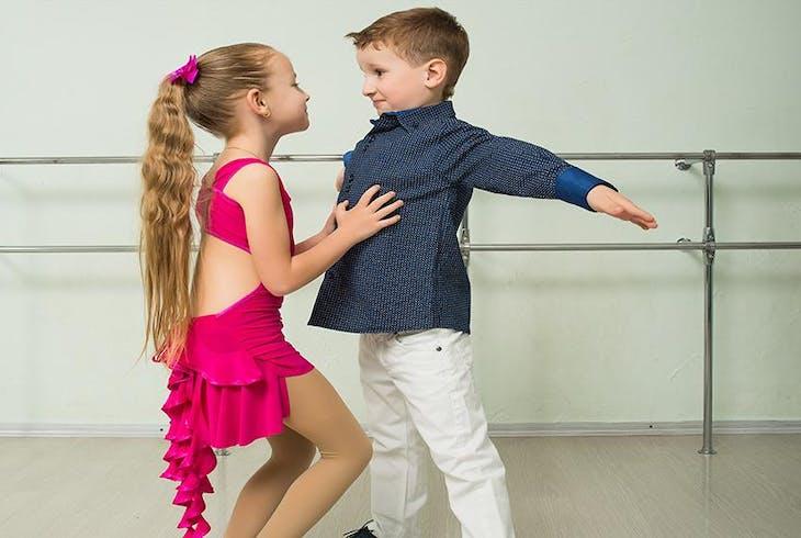 Kids Under 10 Ballroom