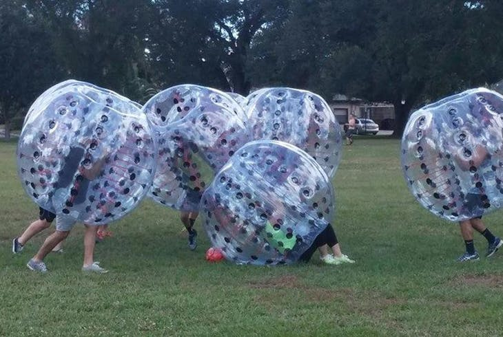 Knockerball Orlando Bubble Soccer