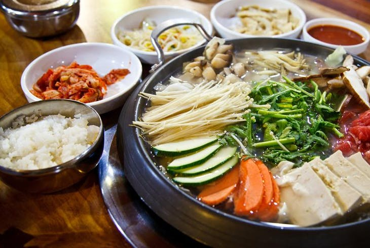 Korean Cuisine