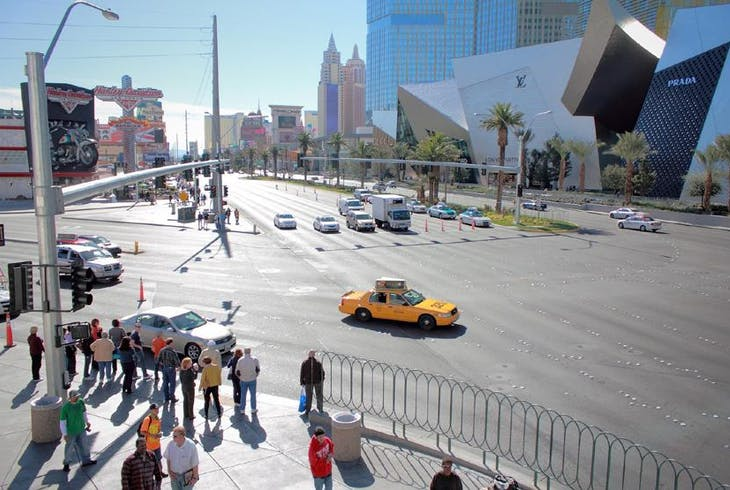 Las Vegas Strip Day