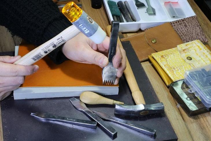 Leather Design