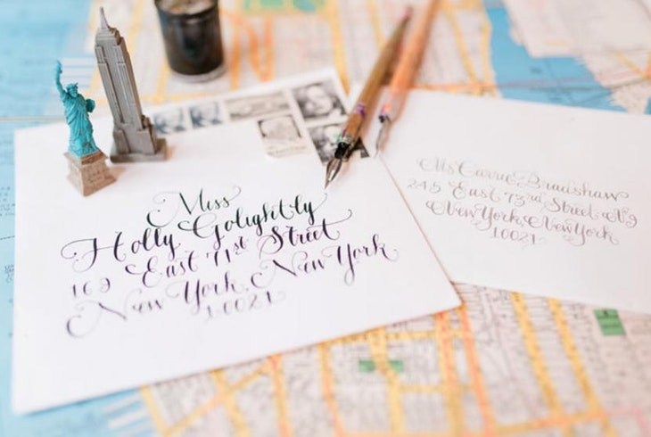 Lettering By Liz Beginner Calligraphy