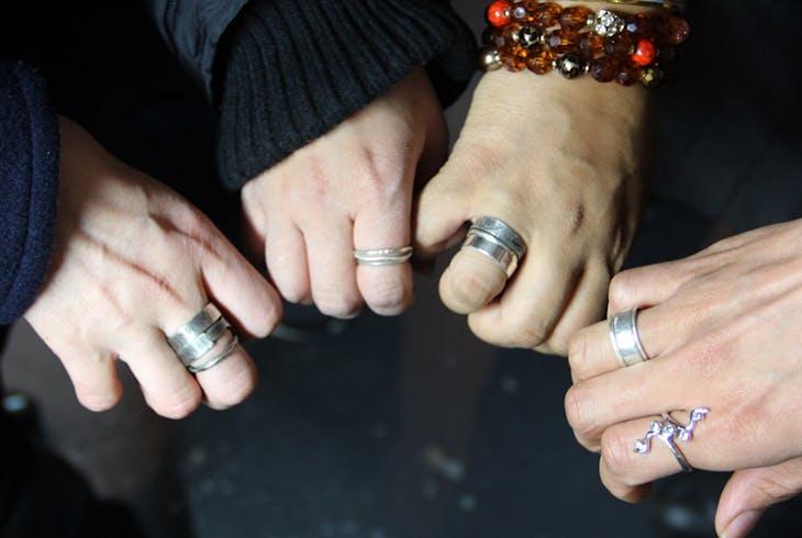 Liloveve Rings