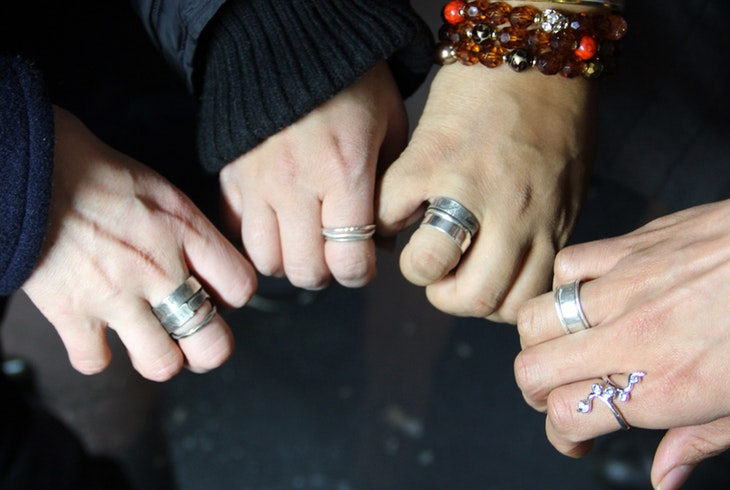 Liloveve Rings
