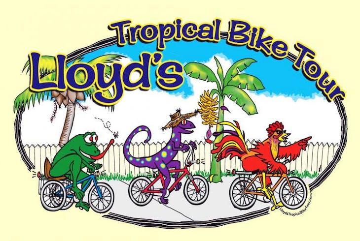 Lloyds Bike Tour