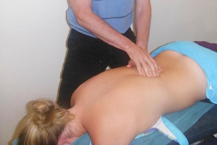 Lower Body Massage