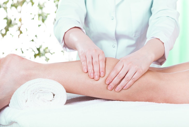 Lower Body Massage