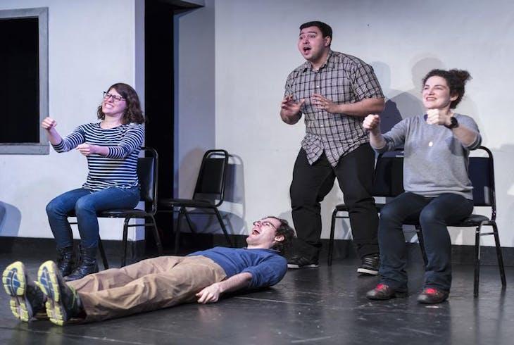 Magnet Theater Armando Diaz Experience