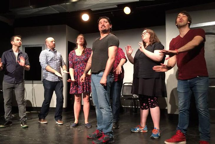 Magnet Theater Intro To Improv