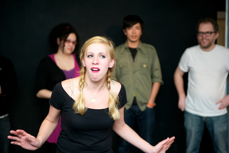 Magnet Theater Intro To Musical Improv