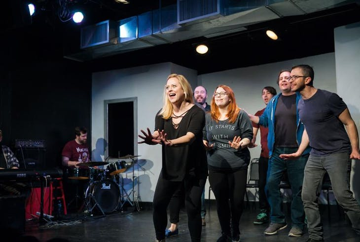 Magnet Theater Premiere
