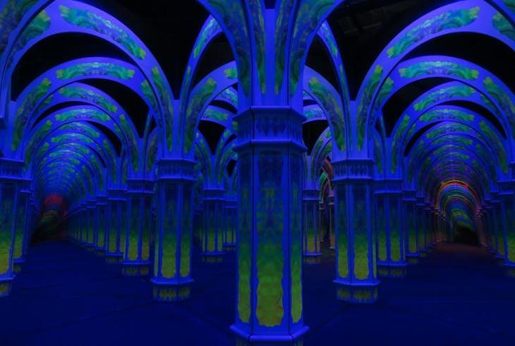 Magowans Infinite Mirror Maze2
