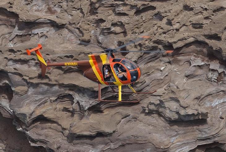 Makani Kai Helicopters Open Door Tours