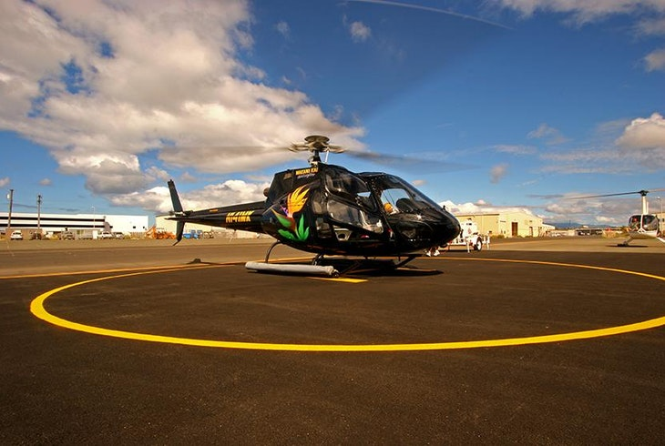 Makani Kai Helicopters Tours