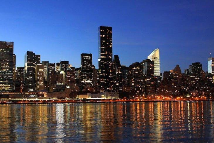 Manhattan Night Tour