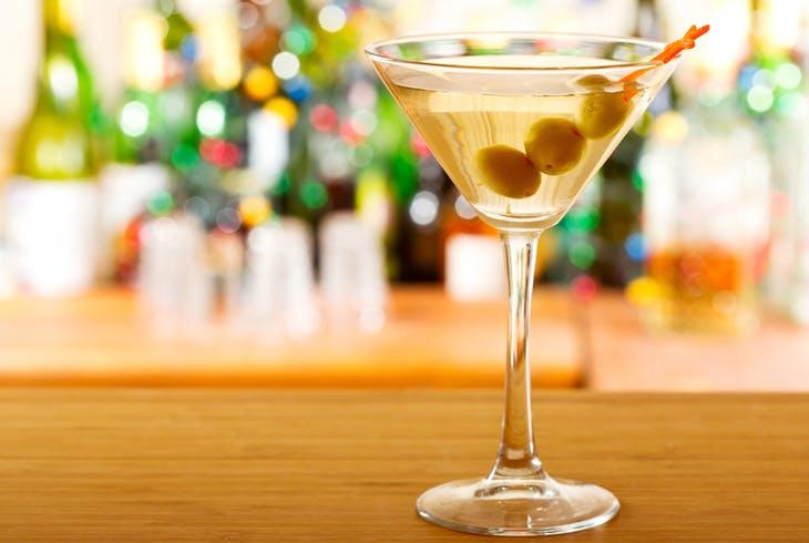 Martini Making Class