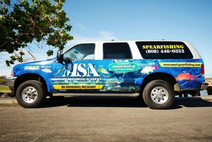 Maui Spearfishing Academy