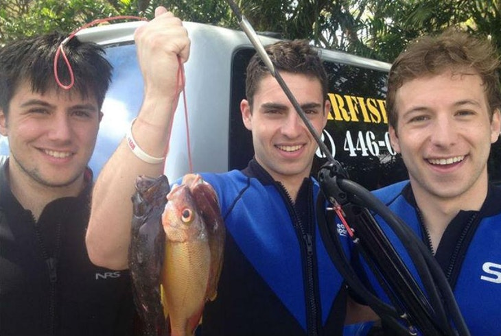 Maui Spearfishing Academy