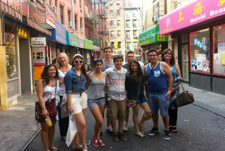 Metro Nyc Tours Chinatown Food Tour