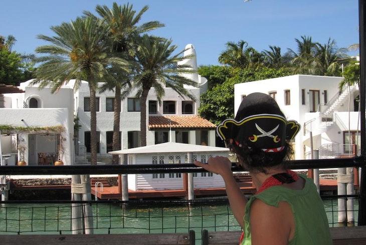 Miami Aqua Tour Pirates Adventure